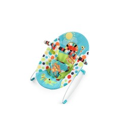 Bright Starts Kaleidoscope Safari Bouncer image here