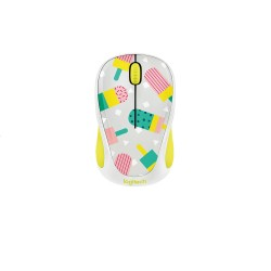 LOGITECH M238 WIRELESS MOUSE POPSICLES image here