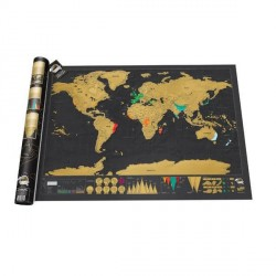 Scratch Map (Deluxe Edition) image here