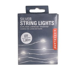 String Lights (Silver) image here