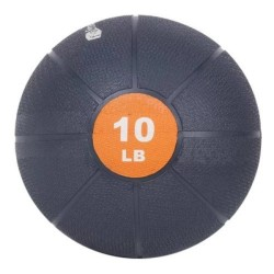 FA Medicine Ball 10lbs (Grey/Orange) image here