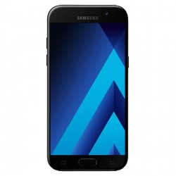 Samsung Galaxy A7 2017 32GB (Black Sky) with Free Samsung Wireless Scoop Speaker image here