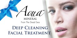 Deep Cleaning Facial Treatment image here