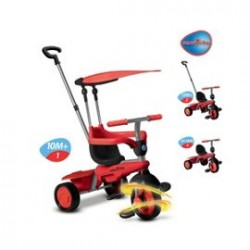 Smartrike Carnival 3 in 1 Tricycle (Red) image here