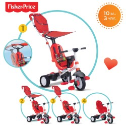 Fisher Price Charisma Red                image here