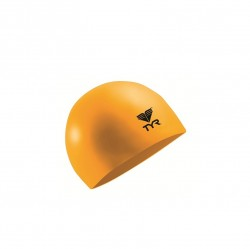 TYRLatex Swim Cap (Orange) image here