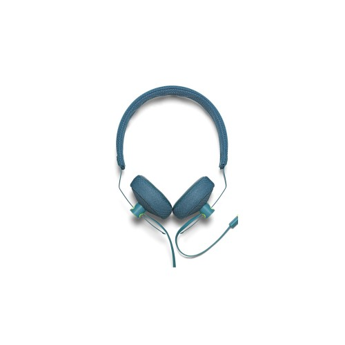 Coloud The No. 8 On-Ear Headphone (Blue/Yellow)