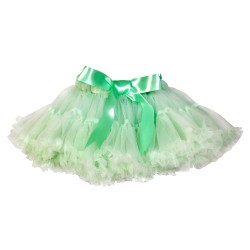 Baby Fashionistas Pettiskirt Mint Green image here