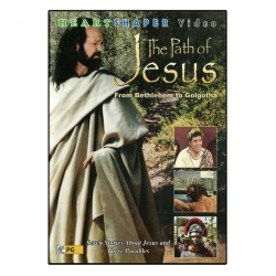 The Path of Jesus image here