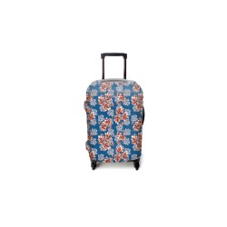 Floral Luggage Cover Small image here