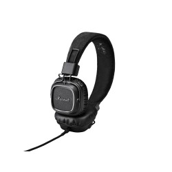 Marshall Major On-Ear Headphones (Pitch Black) image here