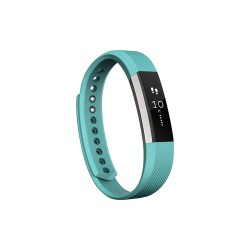 Fitbit Alta Fitness Tracker - Large (Teal) image here