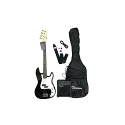 Thomson Electric Bass Guitar Package (Black)   image here