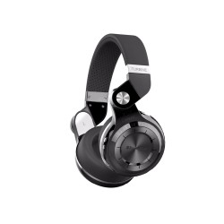 Bluedio T2+ Foldable Wireless Bluetooth Headset (black) image here