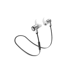 Bluedio Ci3 Water Proof Bluetooth Sports Headset With FREE Pouch (Black/Silver)  image here