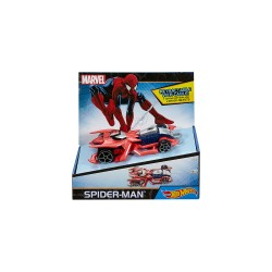Hot Wheels Marvel Large Scale Feature Cars  - Spider Man image here