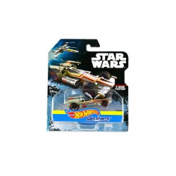 Hot Wheels Star Wars Carships - X-wing Fighter image here
