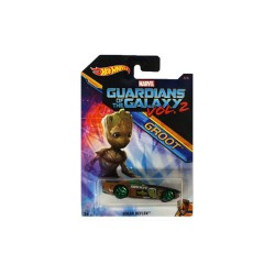 Hot Wheels Guardians Of The Galaxy 2  - Groot image here