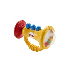 Fisher Price Trumpet Rattle image here