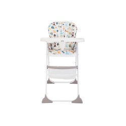 Joie Mimzy Snacker High Chair Alphabet image here
